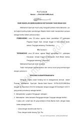 P U T U S A N Nomor ---/Pdt.G/2013/MS-Aceh DEMI KEADILAN ...