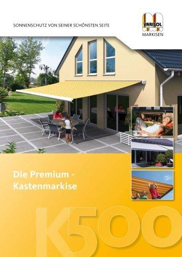 K500 - Rolladen Schmidt Markisen aus Saarlouis