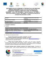 contract de prestari servicii - Roma Education Fund Romania