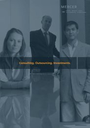 Consulting. Outsourcing. Investments. - Holland Financial Centre
