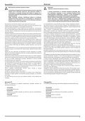 Beszerelési kézikönyv - Ariston Szerviz - Page 3
