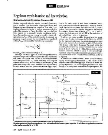 Op Amps In Line Driver And Circuits Walt Jung S Website border=