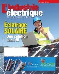 Éclairage - Electrical Business Magazine