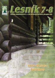 Lesník 7-8 2005 - Lesy SR š.p.