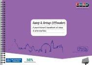 Handbook - Partnership for Young London