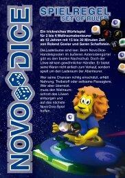 SPIELREGEL - Kronberger Spiele