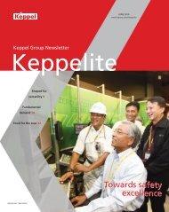 June 2010 - Keppel Corporation