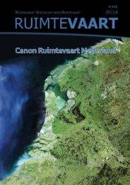 Canon Ruimtevaart Nederland - Nederlandse Vereniging voor ...