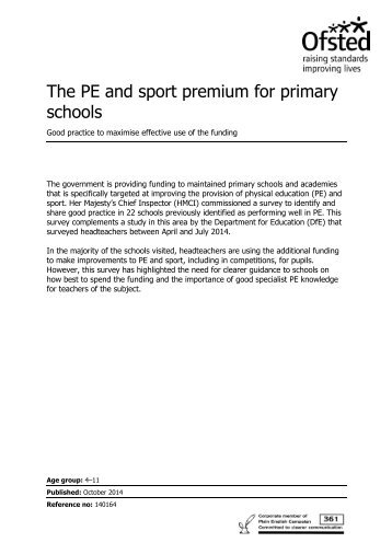 The-PE-and-sport-premium-for-primary-schools