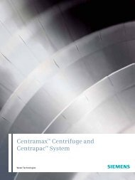 Centramax Centrifuge and Centrapac System - Saudi Arabian Water ...