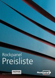 Rockpanel - Inopan