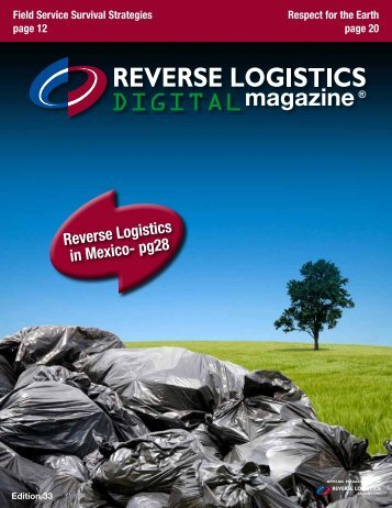 Reverse Logistics in Mexico- pg28 - Reverse Logistics Magazine