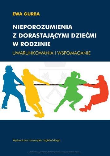 nieporozumienia z dorastającymi dziećmi w rodzinie - Wydawnictwo ...