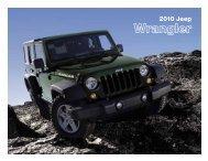 2010 Jeep® Wrangler - Steele Auto Group