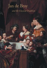 Jan de Bray and the Classical Tradition - National Gallery of Art