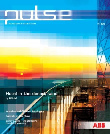 Hotel in the desert sand - Busch-Jaeger Elektro GmbH