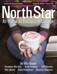 Spring 2005 - Rochester College