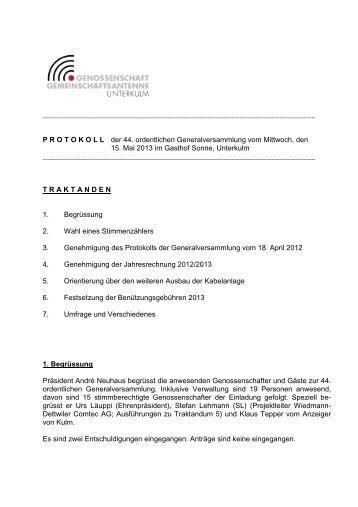 Protokoll_GV_2013 [PDF] - Ziknet