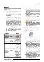 Simulado Interno 2013 - I | Prova de História