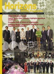 Vol 12 Issue 1, February 2012 - School of Hotel & Tourism ...