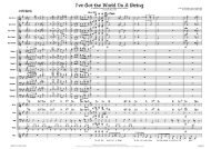 I've Got The World On A String - published score ... - Lush Life Music