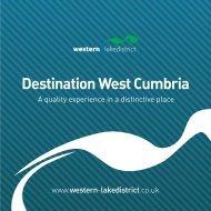 Destination West Cumbria information in PDF format