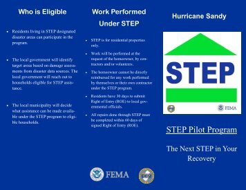 STEP Pilot Program - NJ211