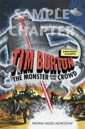 Tim Burton: The Monster and the Crowd - A Post-Jungian Perspective