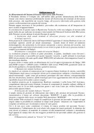 5c) Rilevazione delle Presenze del Personale tecnico-amministrativo