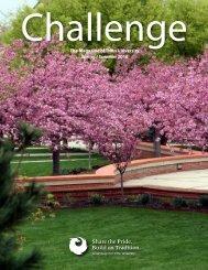 The Magazine of Tiffin University Spring / Summer 2010