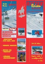 291167_Prospekt Winter 09-10.pmd - Ritter Reisen