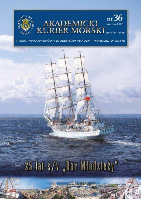 AKM nr 36 czerwiec 2007 - Akademia Morska w Gdyni - Gdynia