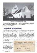 Jubilæumsskrift - Vejlby-Strib-Røjleskov pastorat - Page 6