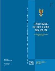 Renstra Kementerian Kesehatan Tahun 2010 ... - Badan Litbangkes