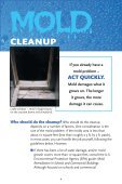 MOLD, MOISTURE, YOUR HOME - Page 6