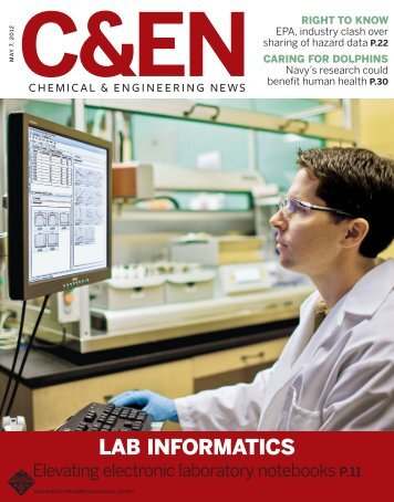 Chemical & Engineering News Digital Edition - May 7 ... - IMM@BUCT