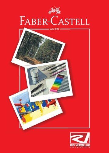A Imagem da Faber-Castell - Rio Vermelho Distribuidor