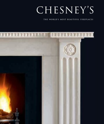 The World's Most Beautiful Fireplaces - RIBA Product Selector