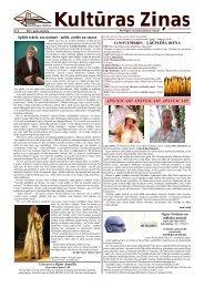 Kulturas Zinas Nr. 9 - Ogres Kultūras centrs