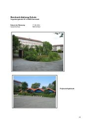 in der Bernhard-Adelung-Schule - Fluesterndesklassenzimmer.de