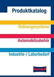 Den Katalog herunterladen - hünersdorff GmbH Ludwigsburg