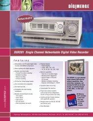 201 spec sheet[1] - Digimerge