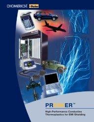 Premier Conductive Plastics Brochure Data Sheet - INSCO Group
