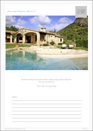 Finca near Pollenca - Ref. 01-11 - Luxury Holidayhomes on Mallorca