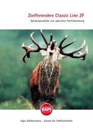 Zielfernrohre Classic Line ZF - Kaps Optik GmbH