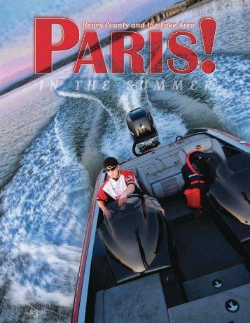 Summer 2009 - Paris! Magazine/MyParisMagazine.com