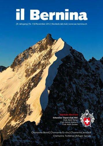 Mutationen - SAC Sektion Bernina
