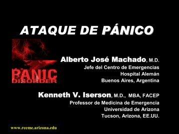 Ataque de Pánico - Reeme.arizona.edu