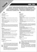 instruction manual HSK 120 - gizmoshop.hu - Page 3