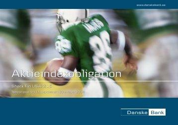 Kort fakta - Danske Bank